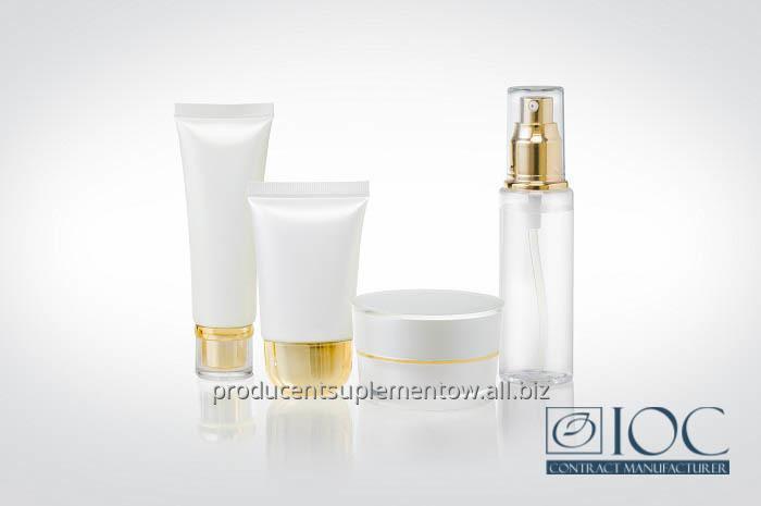 Kupić Produkcja białej kosmetyki na zlecenie