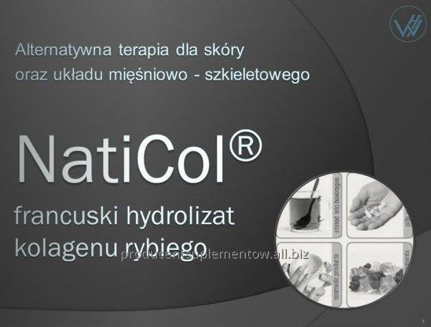 Kupić Nutrikosmetyki na bazie naturalnego kolagenu