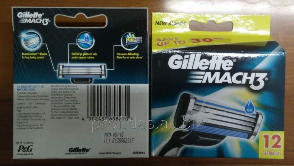 Kupić Gillette Mach 3