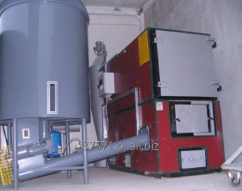 Kupić Kocioł CO 50kW - 2MW na rozdrobnione drewno (trociny, zrębki)