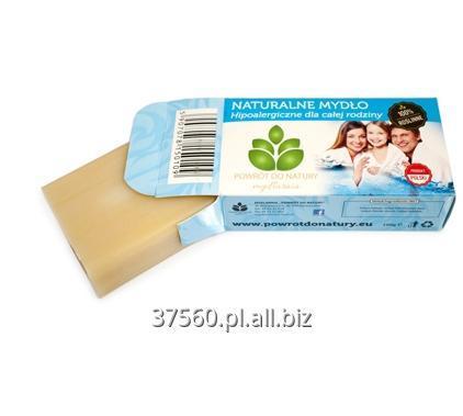 Kupić 100% ROŚLINNE Naturalne Mydło HIPOALERGICZNE dla całej rodziny