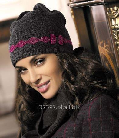 Kupić Czapka zimowa wykonana z wysokiej jakości materiałów, model Alina