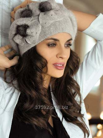 Kupić Czapka zimowa damska, model Elena