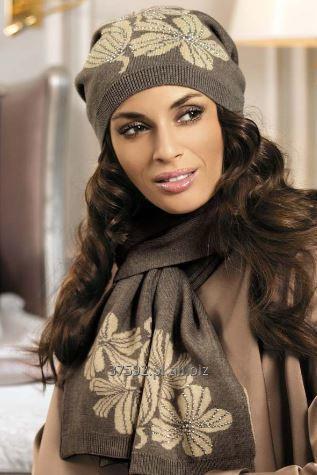 Kupić Modne i wygodne czapki damskie, model Jacklin