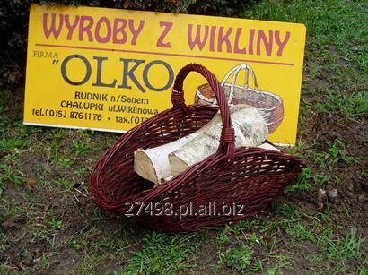 Kupić Baskets of firewood