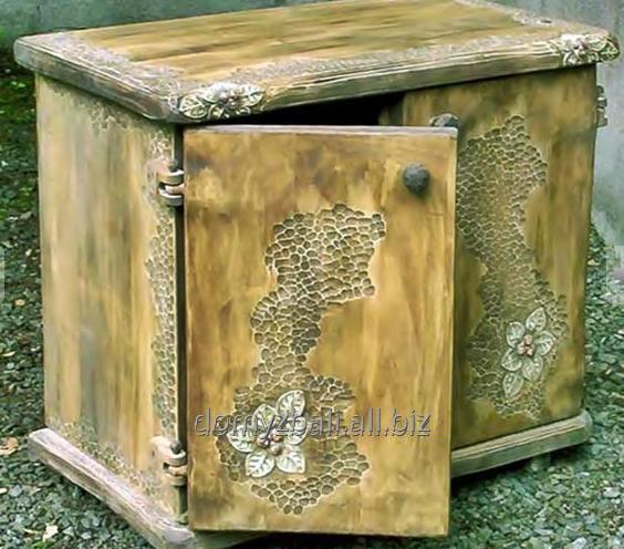 Kupić Meble drewniane, meble z drewna jesionowego takie jak: szafki, kredensy, komody, łóżka, leżaki etc.