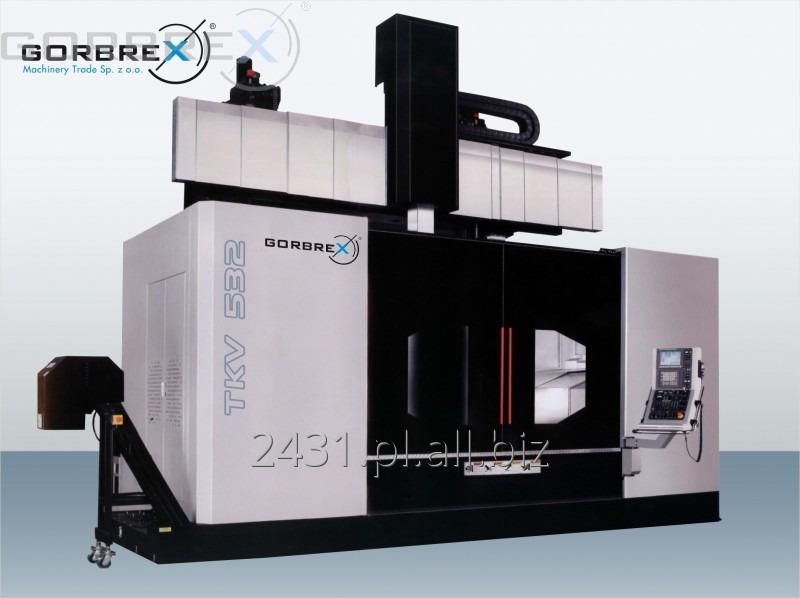 Kupić CNC Tokarka Karuzelowa GORBREX Model: TKV 532 / 3200