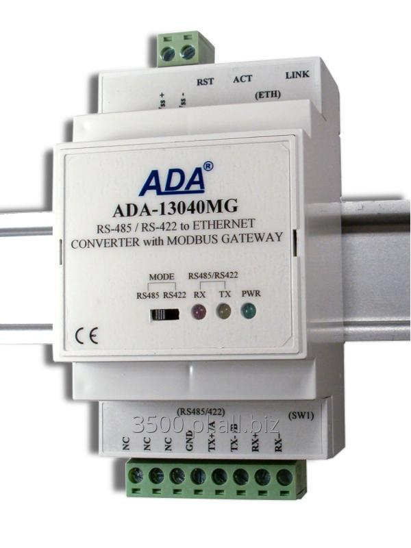 Kupić ADA-13040MG - Konwerter ETHERNET na RS485/422 z MODBUS GATEWAY
