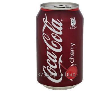Kupić Coca-Cola Cherry 0,33 l