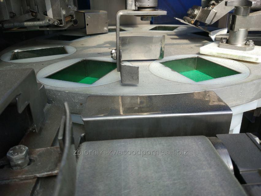 Automatyczna maszyna do pakowania w kostki - TREPKO PMG2
