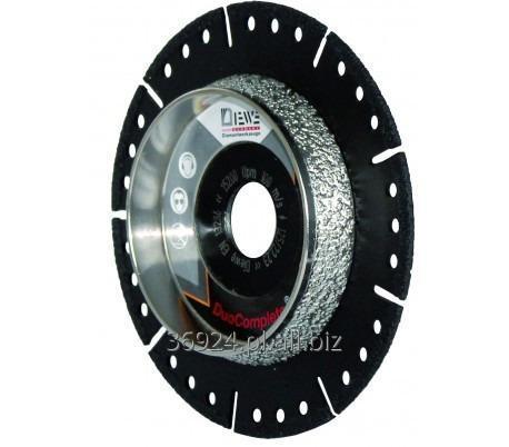 Kupić Wielofunkcyjna tarcza diamentowa do jednoczesnego cięcia i frezowania materiałów DIEWE DuoComplete 115 mm