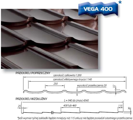 Kupić Vega 400/460