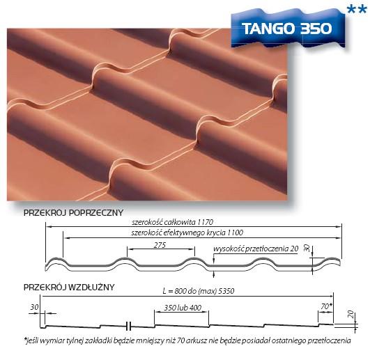 Kupić Tango 350/400