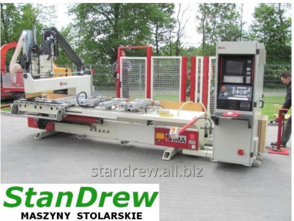 CNC wiertniczo - frezarskie IMA BIMA QUADROFORM C 80/280.1