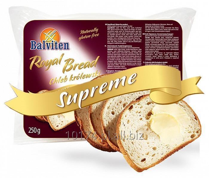 Kupić Chleb Królewski Supreme 250g. Produkt bezglutenowy