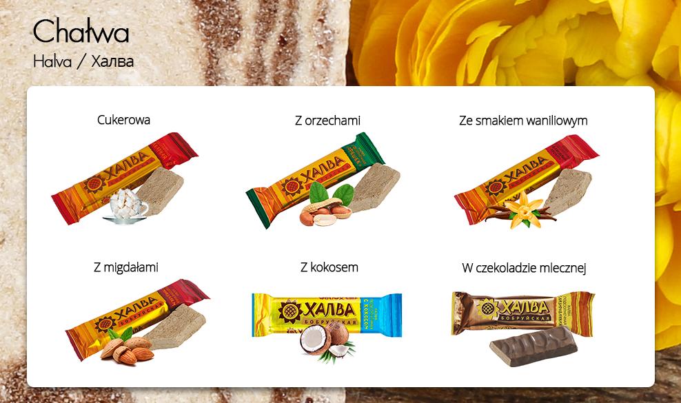 Kupić Chalwa, Zefir, Marmolada (galaretka)