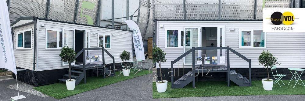 Kupić C2-24 White Dom mobilny, holenderski, letniskowy