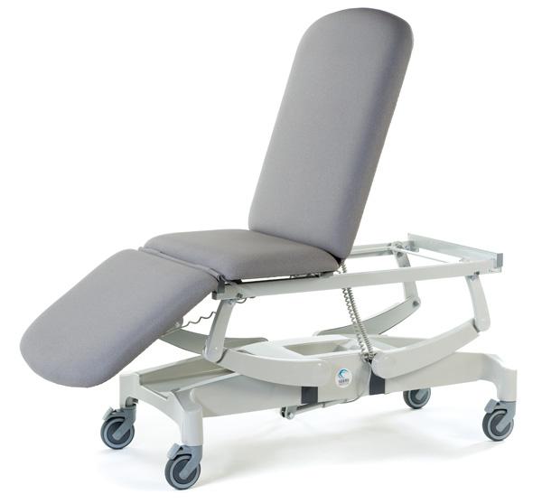 Diagnose en behandeling-tabel innovatie Deluxe 3 sectie (MG3675 SEERSMEDICAL)