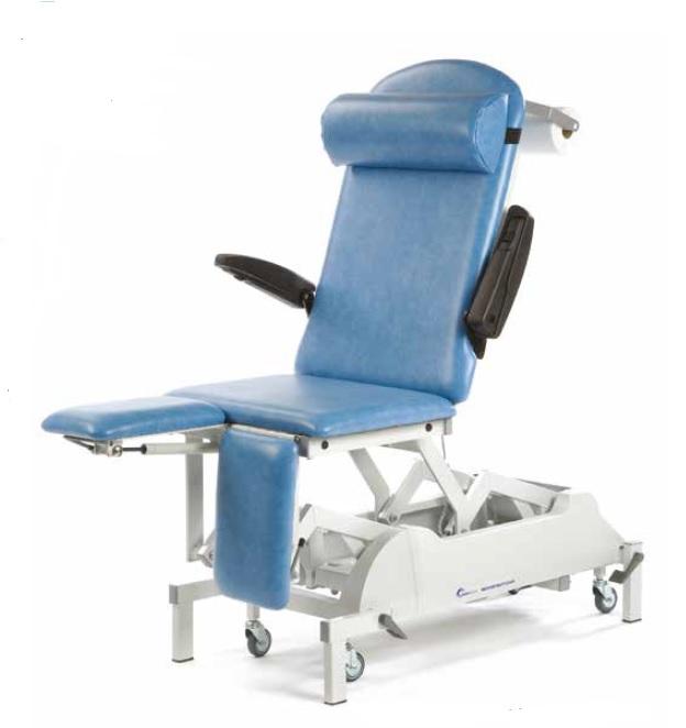 Stół Diagnostyczno – Zabiegowy Medicare Multi-Couch – Dual Fußstütze (SM0575 SEERSMEDICAL)