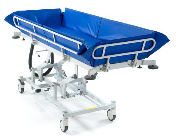 Wózek do transportu i mycia pacjenta Shower Trolley (SM7700 SEERSMEDICAL)
