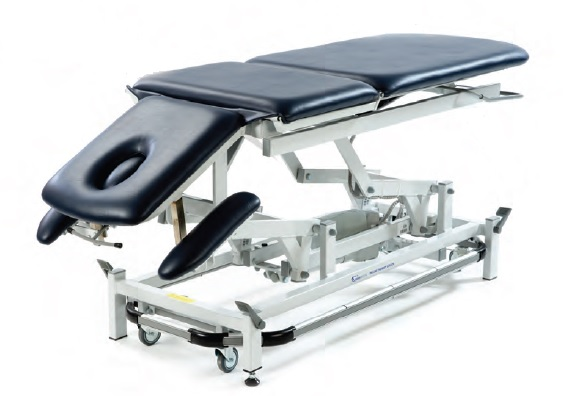 Stół rehabilitacyjny Deluxe Therapy Drainage (ST3548 SEERSMEDICAL)