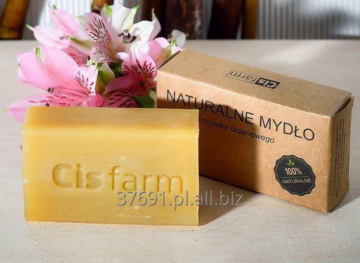 Kupić Naturalne mydło z dodatkiem oleju ladanowego