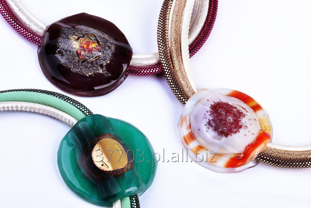 Kupić Nszyjnik szkło unikalne