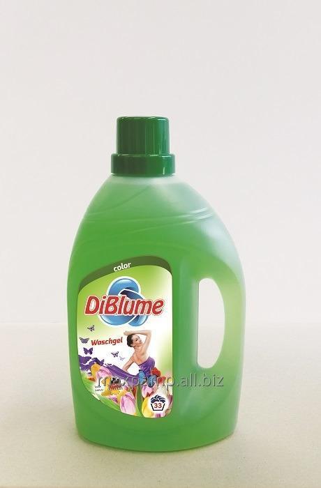 Kupić Żel do prania DiBlume do kolorowych tkanin