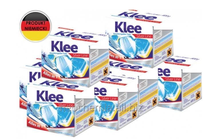 Kupić Niemieckie tabletki do zmywarki Klee 240 sztuk 8x30