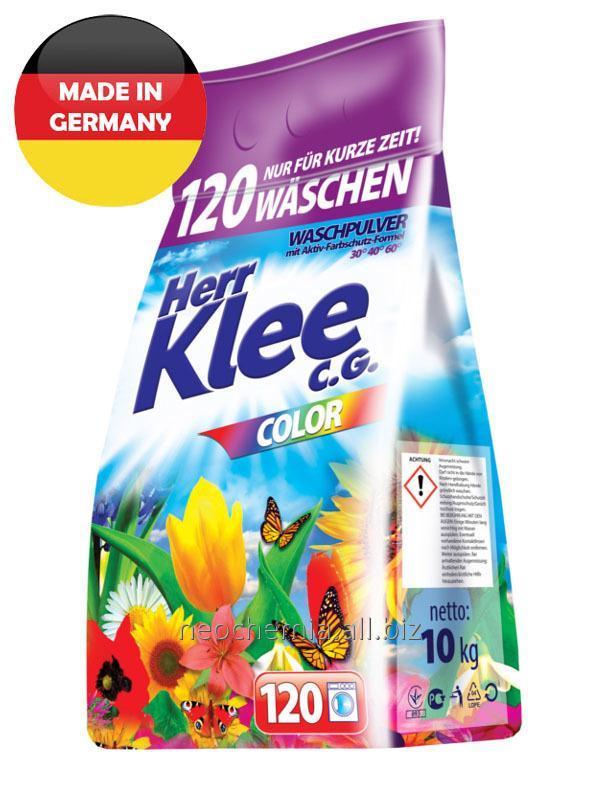 Kupić Niemiecki proszek do prania KLEE COLOR 10kg