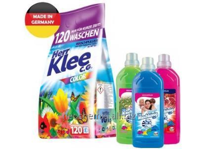 Kupić NIEMIECKI PROSZEK KLEE10kg + płyn Waschkonig 1L X 4