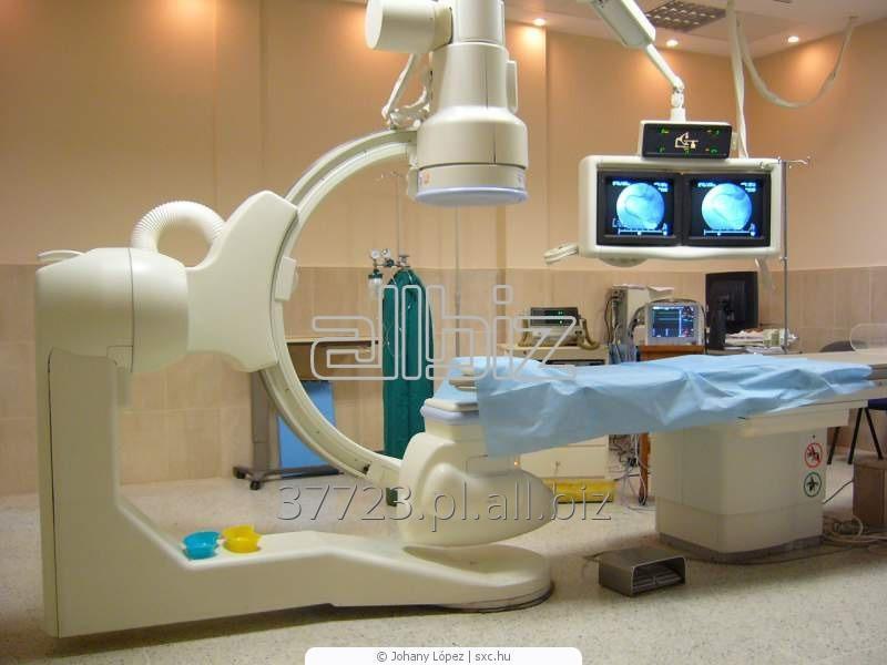 Kupić Używany sprzęt medyczny: chirurgiczny, defibrylatory, ekg, endoskopowy, lampy, ginekologiczny, inne.