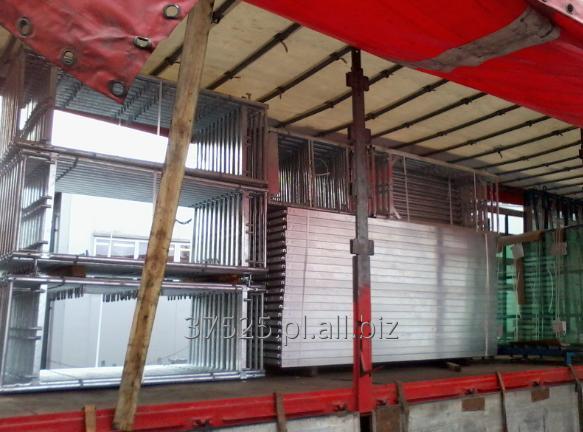 Kupić Stabilne rusztowania budowlane składane