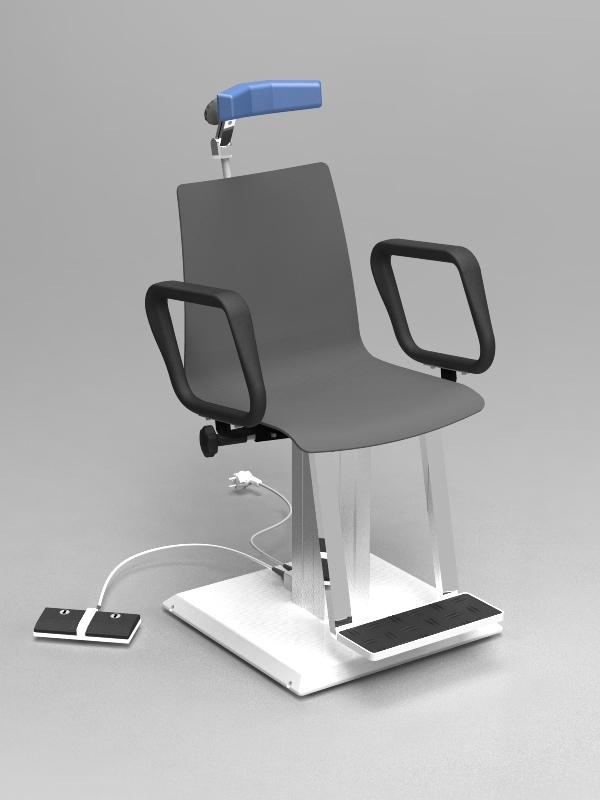 Kupić Fotel laryngologiczny pacjenta Coburg Ray-O-Seat 4046 EH-U (Jorg&Sohn)