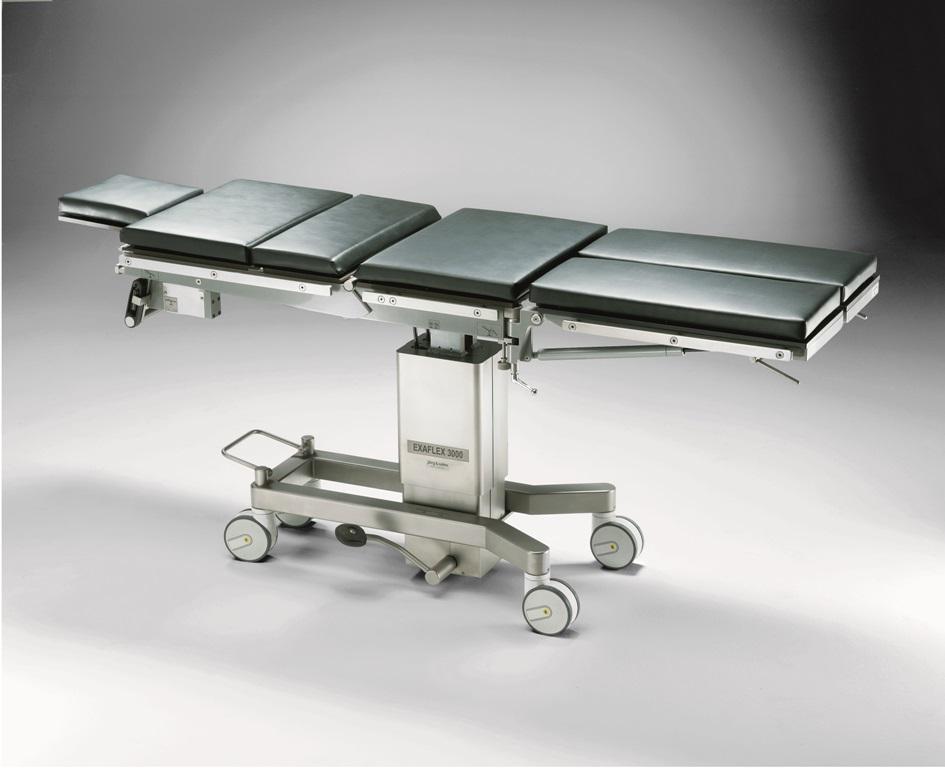 Stół operacyjny Coburg Exaflex 3000 (Jorg&Sohn)