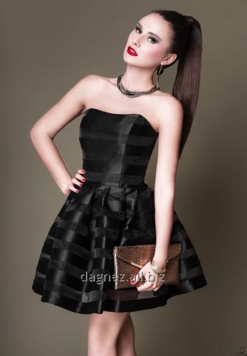 Kupić Penelopa krótka czarna sukienka z gorsetem i rozkloszowanym dołem, idealna na studniówkę i sylwestra