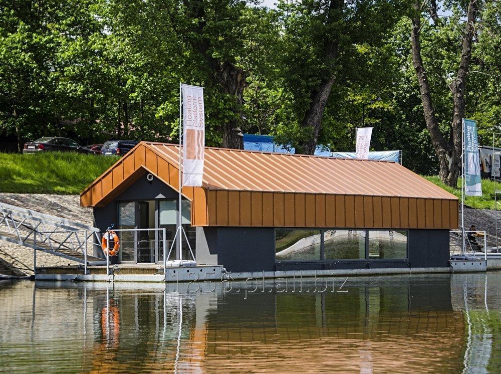 Kupić Dom na Wodzie Floating Platform System - stan surowy