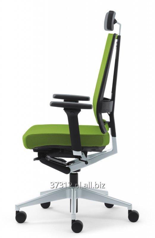 Kupić Ergonomiczny, wygodny fotel biurowy gabinetowy XN.