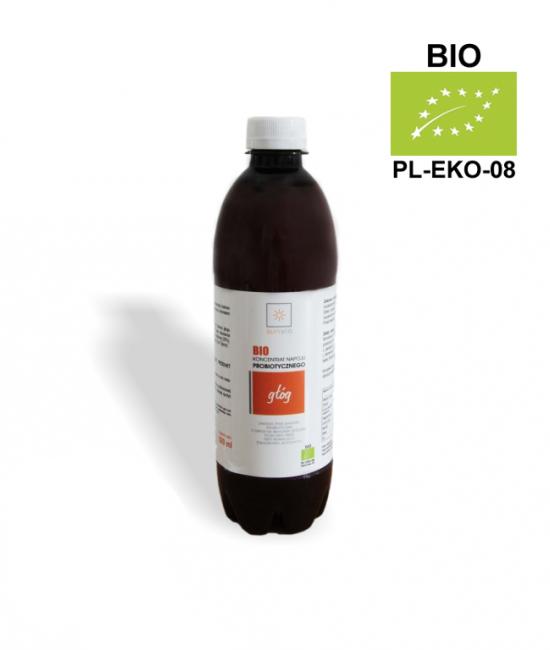 Eko probiotyk z głogu