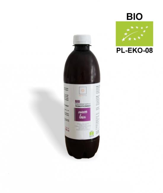 Eko probiotyk z owoców lasu