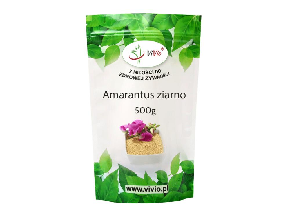 Amarantus ziarno