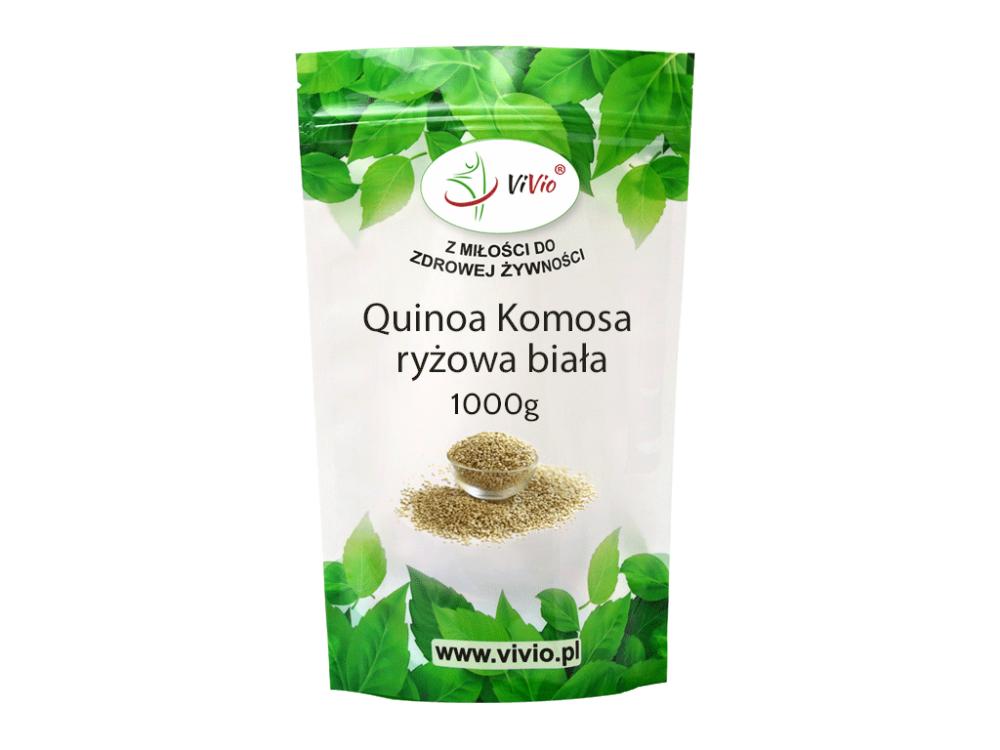 Kupić Quinoa Komosa ryżowa biała