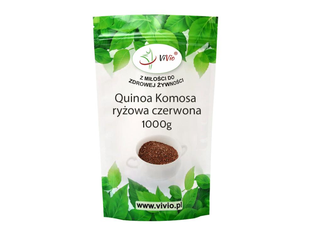 Quinoa komosa ryżowa czerwona