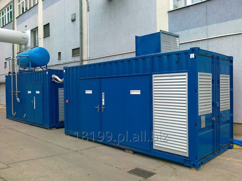 Kupić Membranowy generator azotu (wytwornica) MGA-600-97