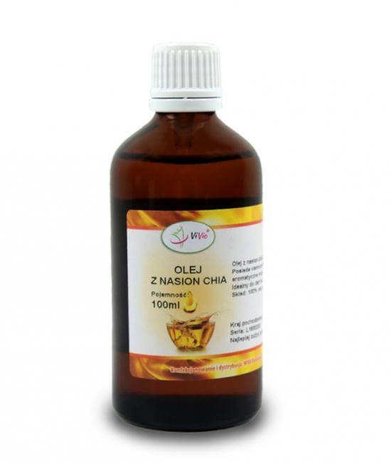 Kupić Olej z nasion chia