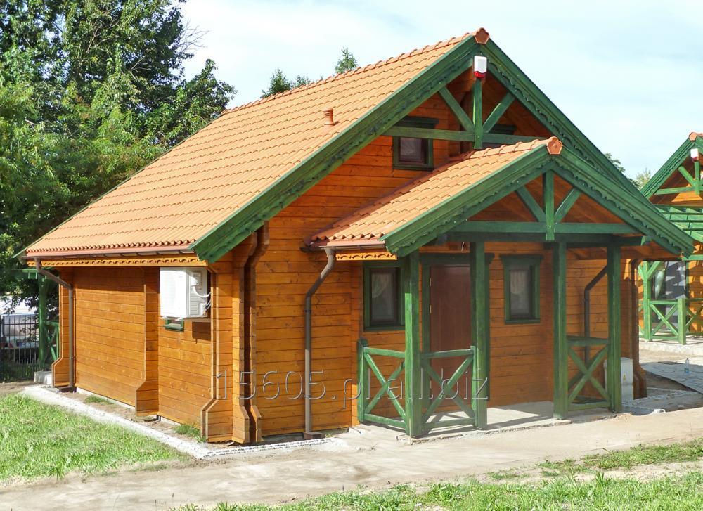 """Kupić Domek drewniany """"Wiartel"""""""