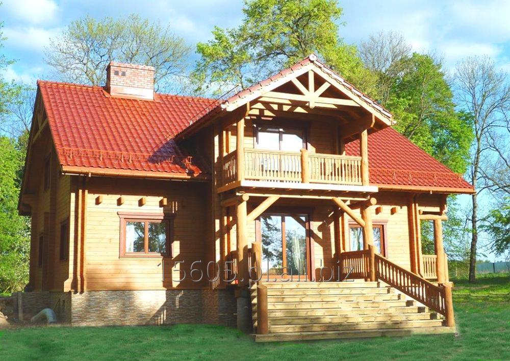 """Kupić Dom drewniany """"Gołdap"""""""