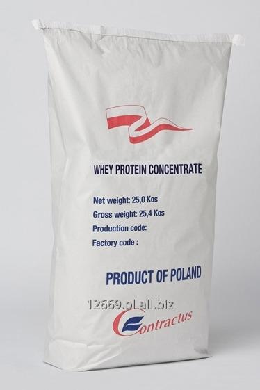 WPC 80, koncentrat proteinowy