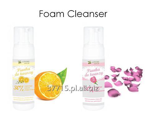 Kupić Naturalne pianki do mycia twarzy 150ml foam cleanser
