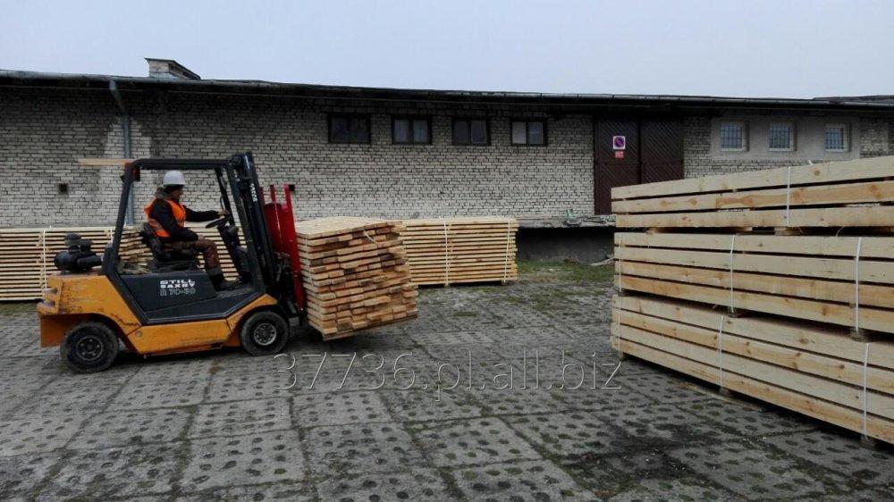 Kupić BRUS, kantówki z drewna sosnowego